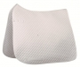 Mandil HKM Quilted Blanco