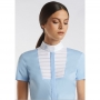 CAMISA SHEER STRIPE